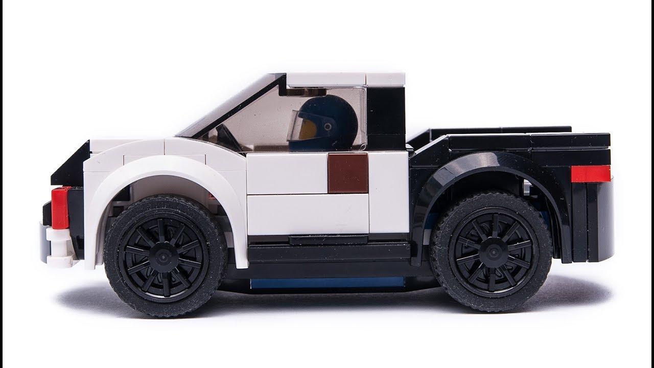 lego audi r8 turned into a pick up alternate moc youtube. Black Bedroom Furniture Sets. Home Design Ideas