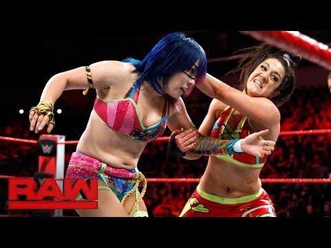 Asuka vs. Bayley: Raw, Feb. 5, 2018