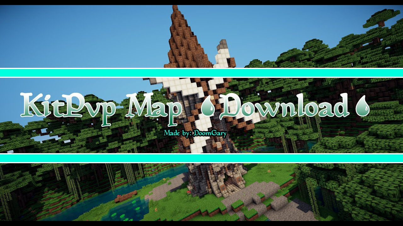 Minecrft kitpvp pvp map for server download youtube minecrft kitpvp pvp map for server download gumiabroncs Gallery