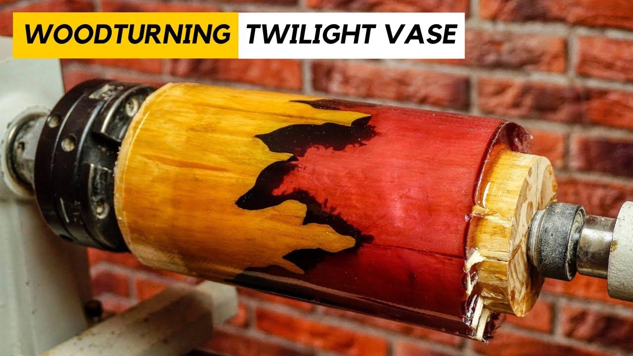 Woodturning Twilight Vase