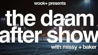 The DAAM After Show - 9/30/20