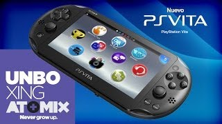 UNBOXING: PS VITA SLIM