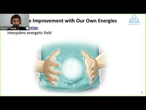 Life Improvement With Own Our Energies - Free Online Lecture - Reaprendentia USA