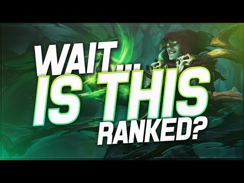 DYRUS | DID I QUEUE UP FOR A NORMAL GAME!?