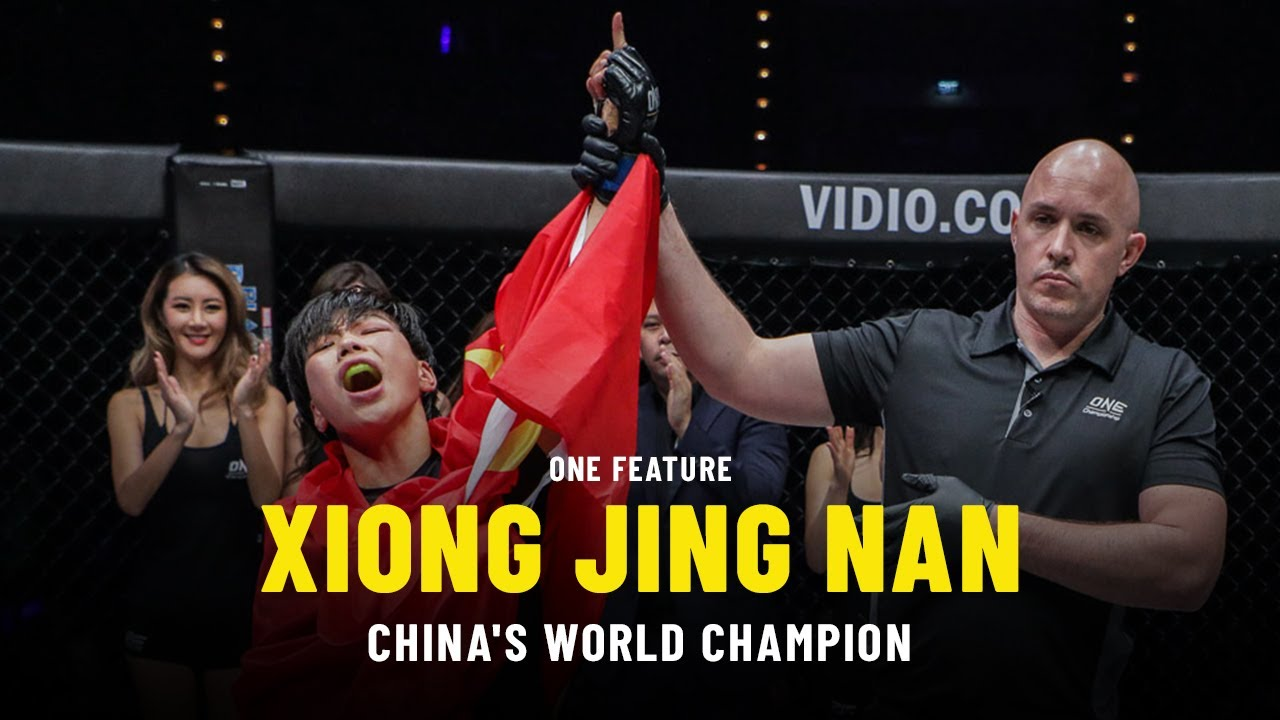 Xiong Jing Nan Is China's World Champion | ONE Feature