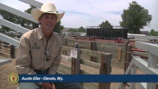 American Legion High School State Rodeo Finals in Wyoming