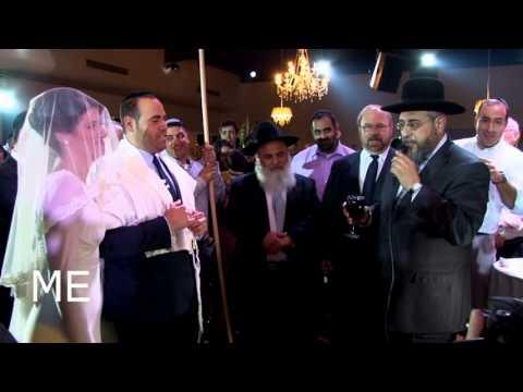 Amazing Jewish ceremony,Chuppah