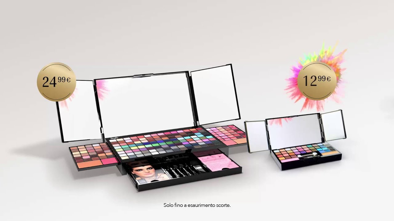 Make Up Aufbewahrung Douglas Douglas Make Up Le Nuove Palettes Youtube