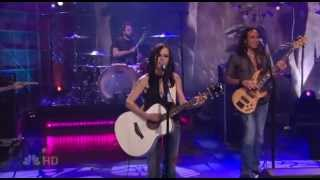 Dolores O'Riordan Ordinary Day Jay Leno 17 05 2007