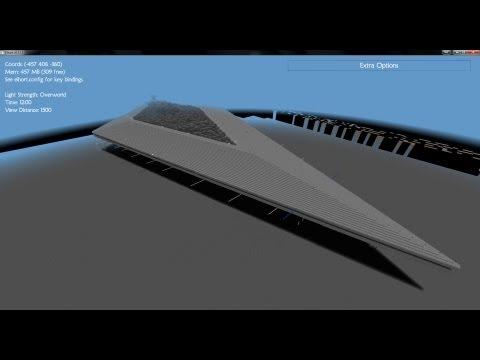 MineCraft - Mega Build - Super Star Destroyer
