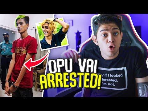 TikTok Superstar Arrested?   Opu Vai   Rafsan TheChotoBhai