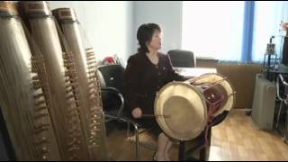 Peek at NKorean Accordionists Behind A-ha Moment