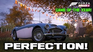 Forza Horizon 4 Reviews Are NEARLY PERFECT! Xbox One Gets Its First Game Of The Year!