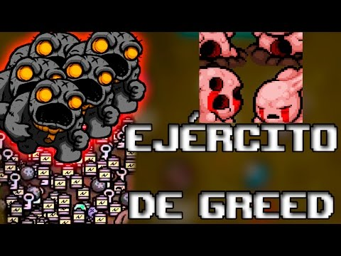 ROMPO EL JUEGO AL LÍMITE | GODMODE - THE BINDING OF ISAAC AFTERBIRTH (Mod)