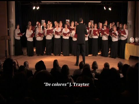 """De colores"" J. Trayter"