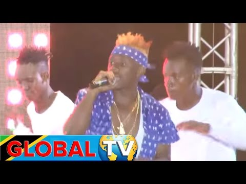 Rayvanny - Natafuta kiki live kwenye show ya Wasafi Beach Part