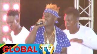 Rayvanny - Natafuta kiki live kwenye show ya Wasafi Beach Part.