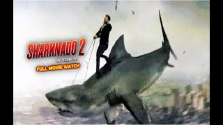 Horror Show Entertainment Watches Episode 24: Sharknado 2: The Second One W/CO-Host Seanical Reviews