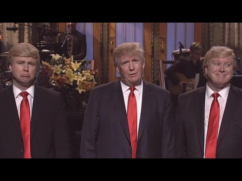 Donald Trump Calls out 'SNL' on Twitter for Poking Fun at Him: 'Time to Retire the Boring and Unfunn