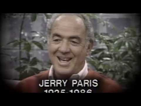 A tribute to Jerry Paris when he died.