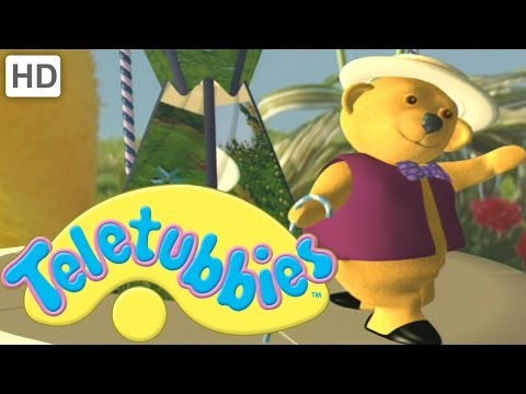 Teletubbies Magical Event: The Dancing Bear - Clip