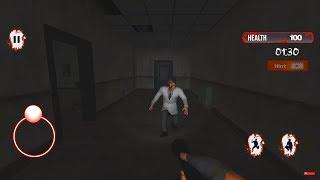 Scary Hospital Escape -Horror iOS Gameplay HD