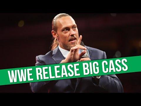 WWE Release Big Cass