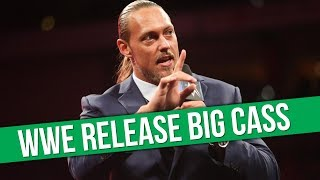 WWE Release Big Cass