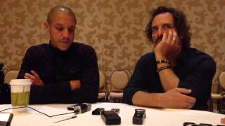 Theo Rossi and Kim Coates Preview the Final Season of