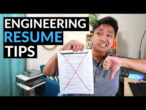 Resume Tips For Civil Structural Engineering - Real Resumes Reviewed