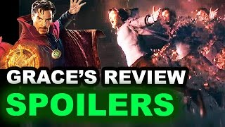 Doctor Strange SPOILERS Movie Review