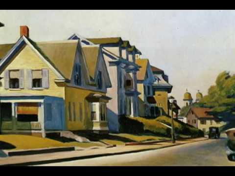 EDWARD HOPPER - AMERICAN ARTIST
