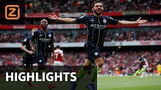 Samenvatting   Arsenal - Manchester City   12/08/2018