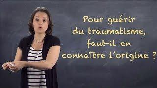 Connaître l'origine du traumatisme pour en guérir ? VIDEO-BLOG#20