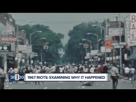 Examining why the 1967 Detroit riots happened