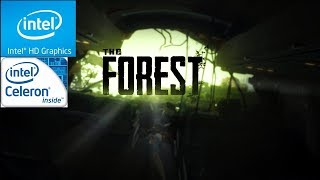 THE FOREST - CELERON N2940 | INTEL HD GRAPHICS | 4GB RAM [PC FRACO]