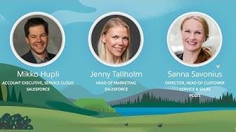 [Älytuubi] #2: Millaista on 2020-luvun asiakaspalvelu? | Vieraana Sanna Savonius, Posti 📯