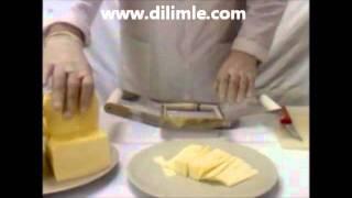 DilimL 2 mm Kaşar Peyniri Dilimleme