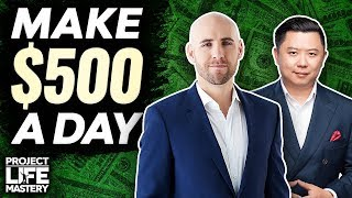How To Make $500 A Day