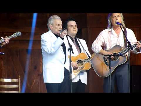 Ralph Stanley and Jim Lauderdale~Merlefest 2014