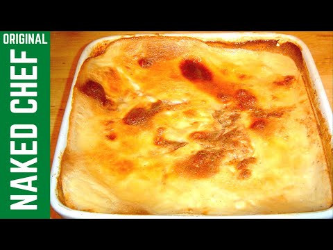 Christmas Rice Pudding Traditional oven bake how to make recipe cooked ...