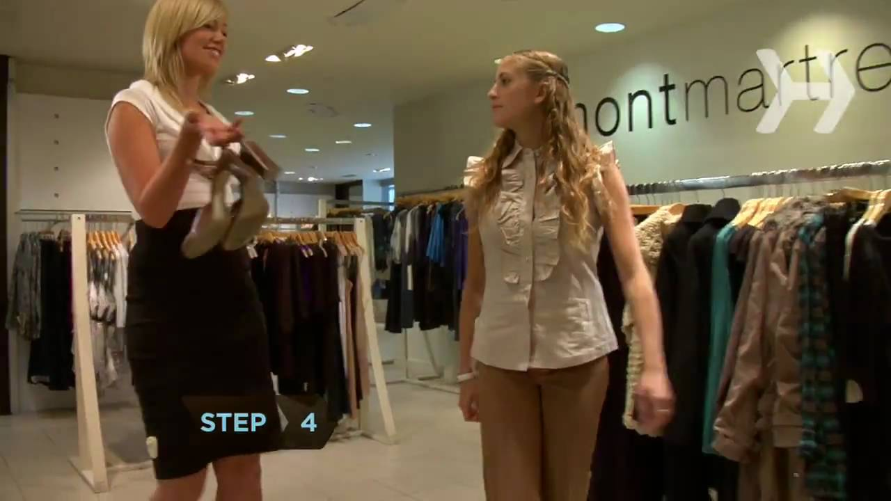 574d6f98faec How to Dress If You're a Short Woman - YouTube