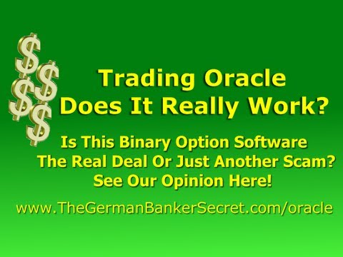 Does binary options trading really work