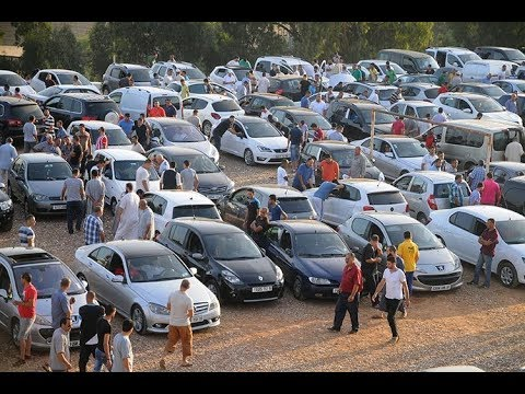 سوق السيارات المستعملة لا بيع ولا شراء والأسعار نار Youtube