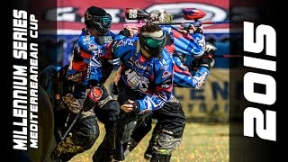 Mediterranean Cup - 2015 - Puget - MILLENNIUM SERIES [by 141] PAINTBALL HD