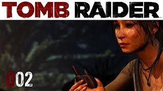 Tomb Raider #002 | In die Falle gelaufen | Let's Play Gameplay Deutsch thumbnail