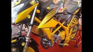 Modifikasi All New CB 150 R Street Racing Mp3
