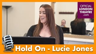 Lucie Jones performing Hold On from The Secret Garden