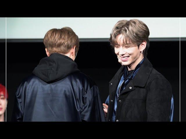 Who's taller : Changkyun or Kihyun?