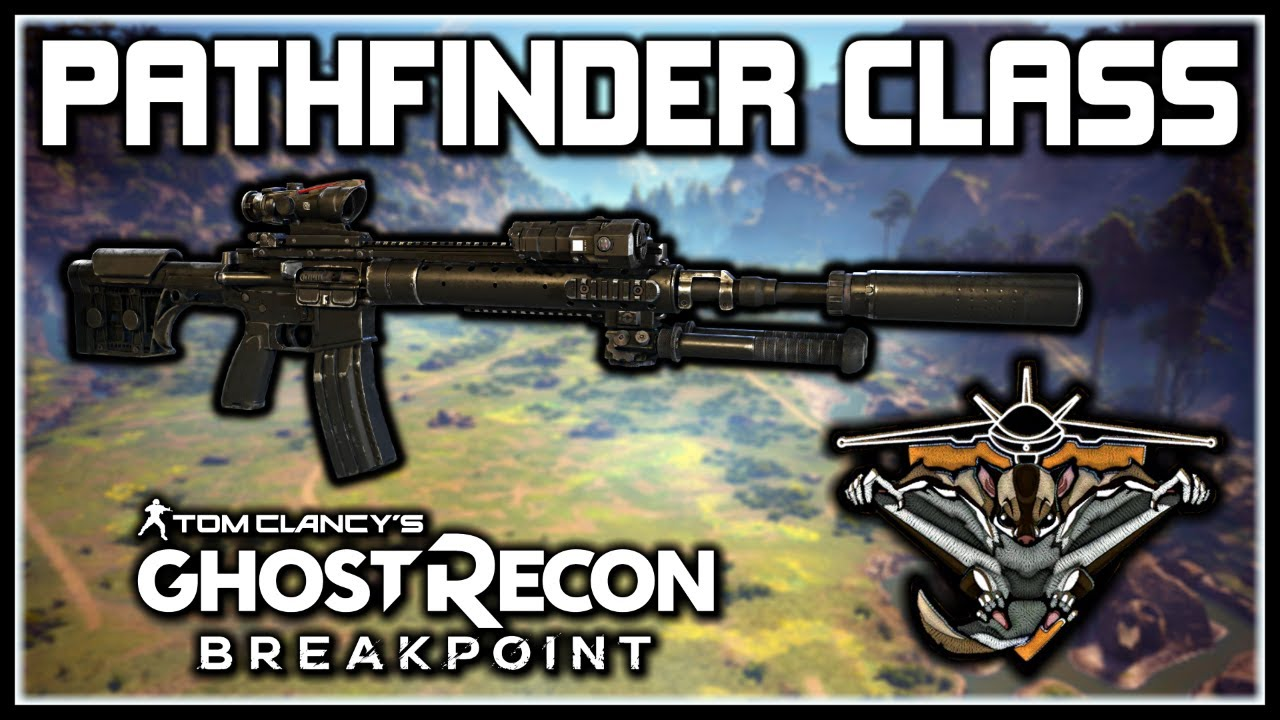 Ghost Recon Breakpoint | *NEW* Pathfinder Class & M4A1 Scout thumbnail